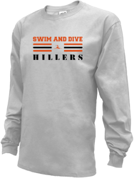 Kids Union Hill High School Hillers Apparel