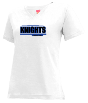 Women's Ww-p North High School Knights Apparel