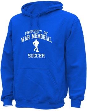 Men's War Memorial High School  Apparel