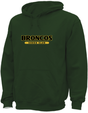 Men's Banning High School Broncos Apparel