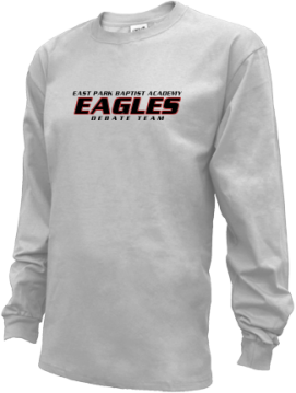 Kids East Park Baptist Academy High School Eagles Apparel