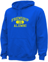 Men's Frenship High School Tigers Apparel