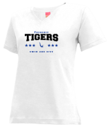Women's Frenship High School Tigers Apparel
