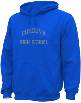Men's Cordova High School Wolverines Apparel