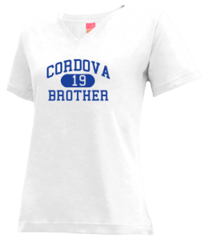Women's Cordova High School Wolverines Apparel