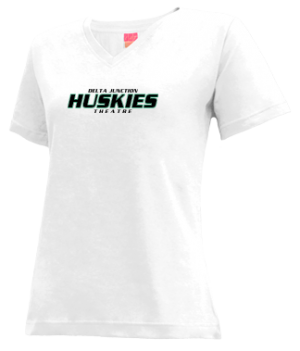 Women's Delta Junction High School Huskies Apparel