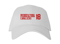 Upper Kennebec Valley Memorial High School Cavaliers Embroidered Baseball Caps