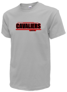 Kids Upper Kennebec Valley Memorial High School Cavaliers  Toddler T-Shirts