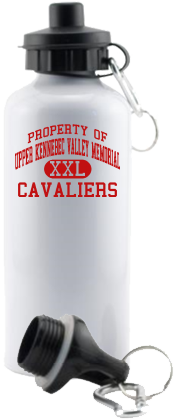 Women's Cavaliers Aluminum Water Bottles