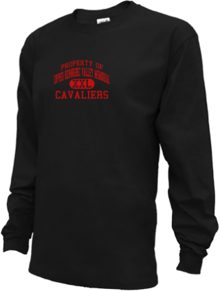 Kids Cavaliers Long Sleeve Youth Shirts