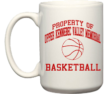Upper Kennebec Valley Memorial High School Cavaliers Mugs & Bottles