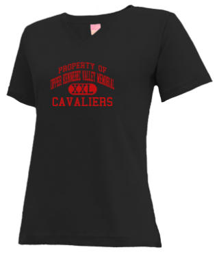 Women's Cavaliers V-neck Shirts