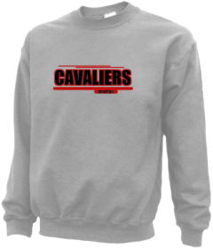 Men's Upper Kennebec Valley Memorial High School Cavaliers  Sweatshirts
