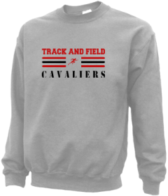Women's Upper Kennebec Valley Memorial High School Cavaliers  Sweatshirts