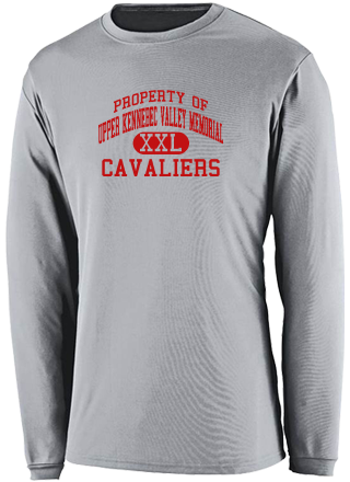 Men's Cavaliers  Performance Long Sleeved Crew