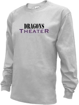 Kids Woodland High School Dragons Apparel