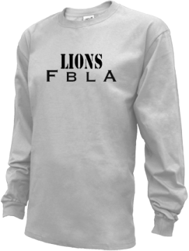 Kids Banks High School Lions Apparel