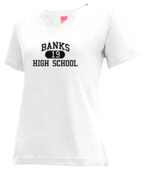 Women's Banks High School Lions Apparel