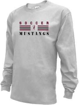Kids Bladensburg High School Mustangs Apparel