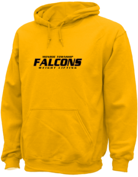 Men's Monroe Township High School Falcons Apparel