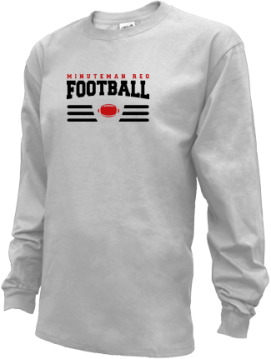 Kids Minuteman Regional High School Mustangs Apparel