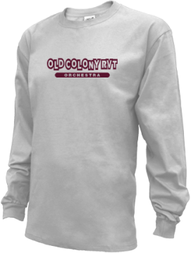 Kids Old Colony Rvt High School Cougars Apparel