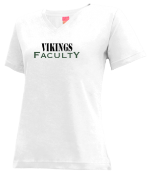 Women's South Shore Vocational & Technical High School Vikings Apparel