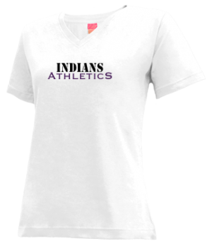 Women's Athens High School Indians Apparel