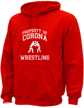 Men's Corona High School Cardinals Apparel