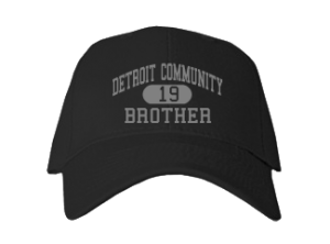 Detroit Community High School Hurricanes Apparel