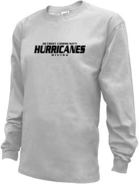 Kids Detroit Community High School Hurricanes Apparel