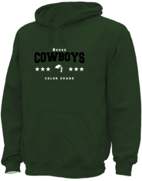 Men's House High School Cowboys Apparel
