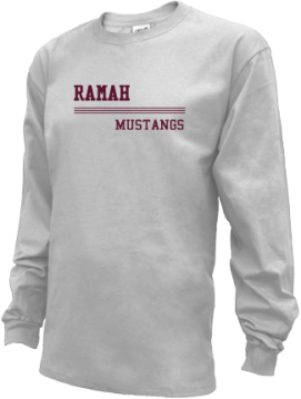 Kids Ramah High School Mustangs Apparel
