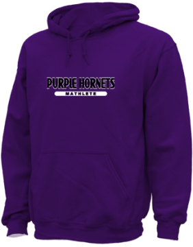 Men's L'anse High School Purple Hornets Apparel