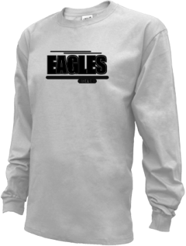 Kids Navajo Prep High School Eagles Apparel