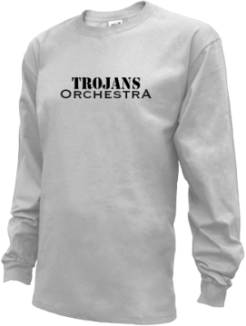 Kids Saginaw High School Trojans Apparel