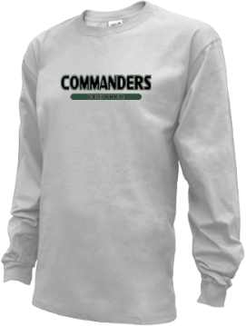 Kids John F Kennedy High School Commanders Apparel