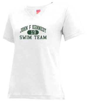 Women's John F Kennedy High School Commanders Apparel