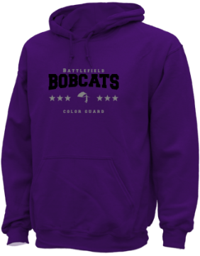 Men's Battlefield High School Bobcats Apparel