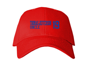 Thomas Jefferson High School Colonials Apparel