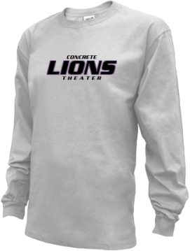 Kids Concrete High School Lions Apparel