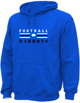 Men's Birch High School Barrons Apparel