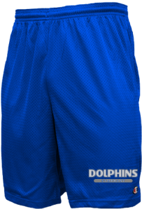 Men's Dana Hills High School Dolphins  Mesh Shorts