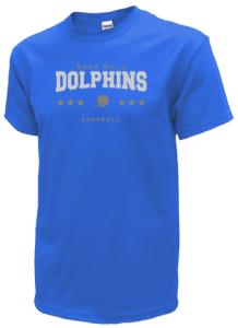 Men's Dana Hills High School Dolphins  T-Shirts