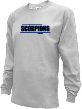 Kids Death Valley Academy High School Scorpions Apparel