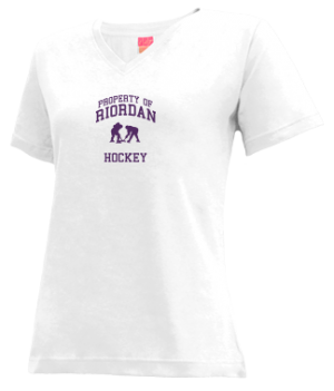 Women's Riordan High School Crusaders Apparel