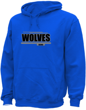 Men's Rancho Santa Rosa High School Wolves Apparel