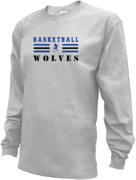 Kids Rancho Santa Rosa High School Wolves Apparel