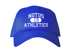 Women's Notus High School Pirates Embroidered Baseball Caps
