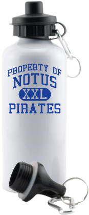 Men's Pirates Aluminum Water Bottles
